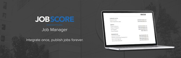 Job Manager by JobScore