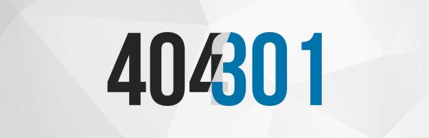 404 to 301 similar post