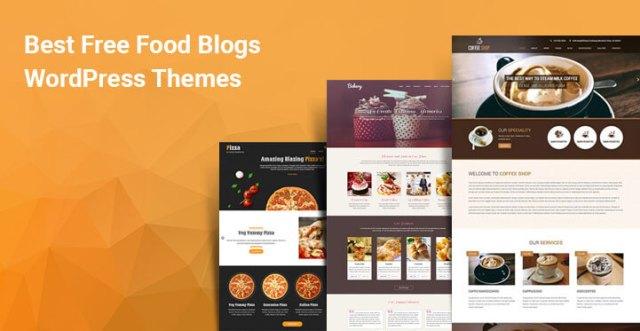 best free food blog WordPress themes