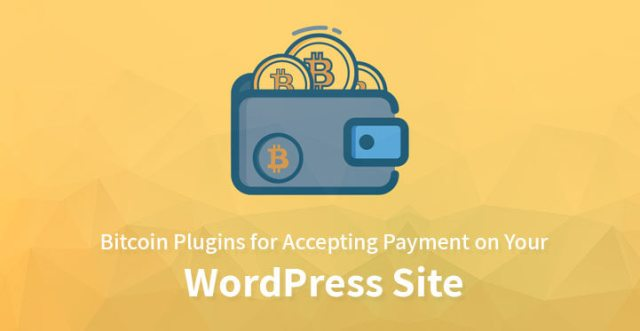 Bitcoin plugins WordPress