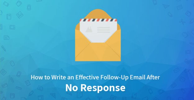 follow up email after no response