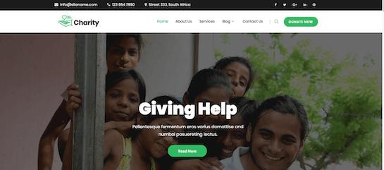 SKT Charity Pro New