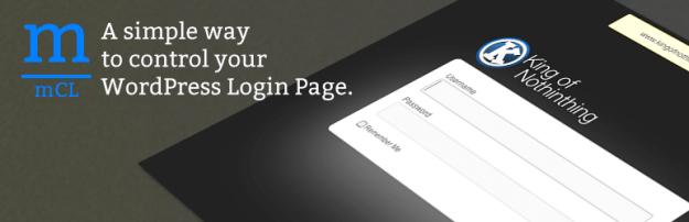memphis WordPress custom login