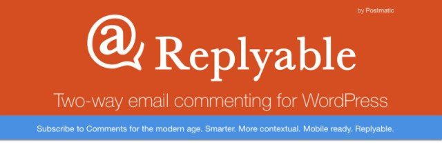 replyable comments