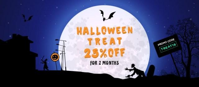 Cloudways Halloween Deal 2020