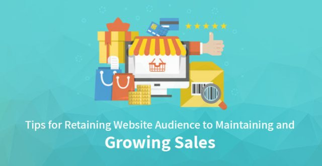 Retaining Website Audience