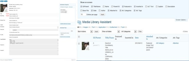 media-library-assistant