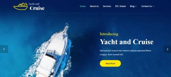 yatch and cruise