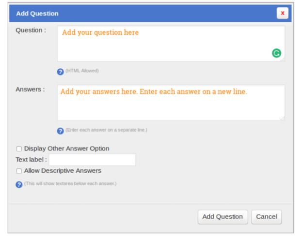 MailChimp Questions