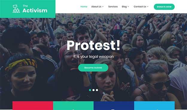 SKT Activism