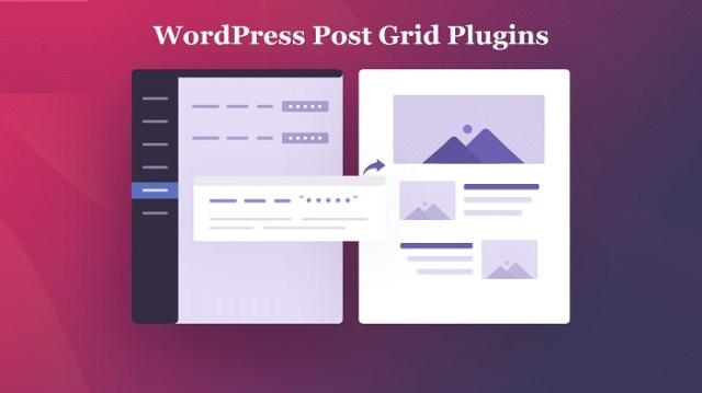 WordPress Post Grid Plugins