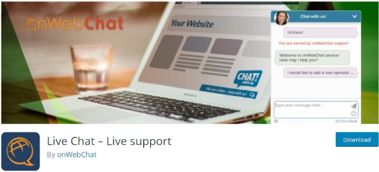 live chat live support