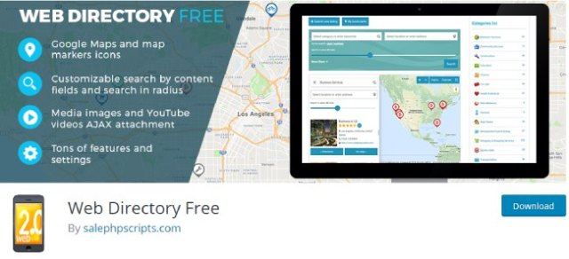 web directory free