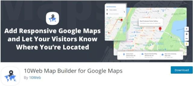10 web map builder
