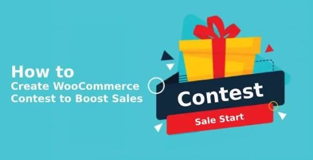 Create a WooCommerce Contest