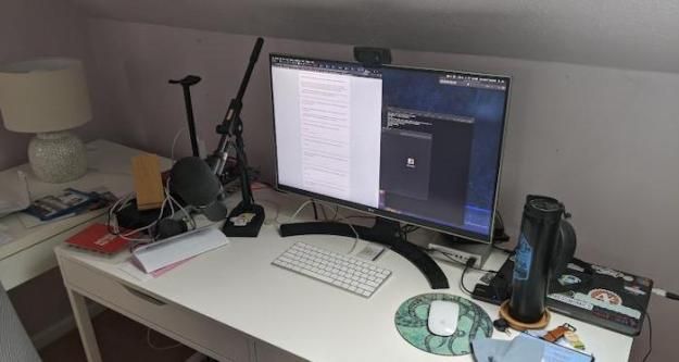 tophers desktop