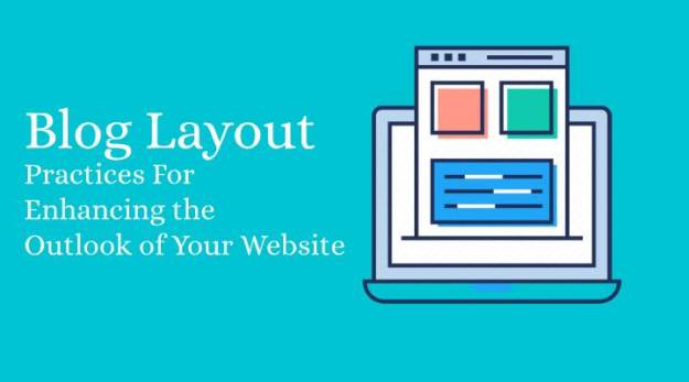blog layout practices