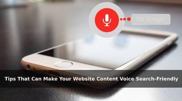 content voice search-friendly