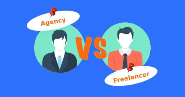 Agency Developer vs. Freelancer