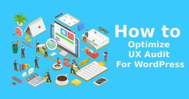 Optimize UX Audit