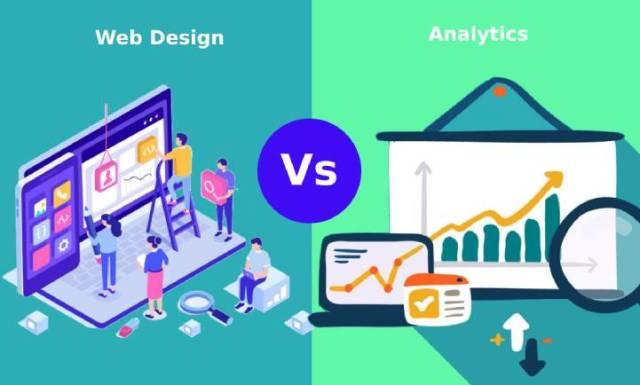 Web Design vs. Analytics