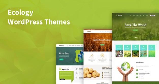 Ecology WordPress Themes