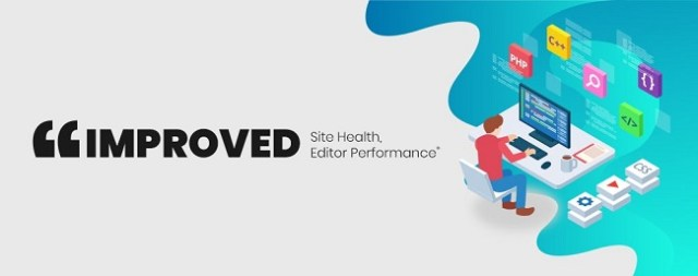 Improved site health