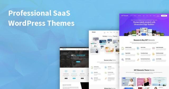 SaaS WordPress Themes