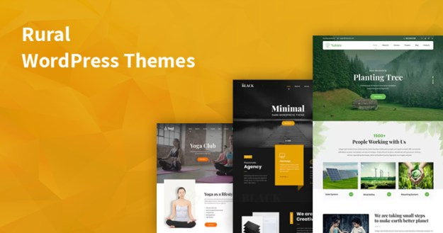 Rural WordPress Themes