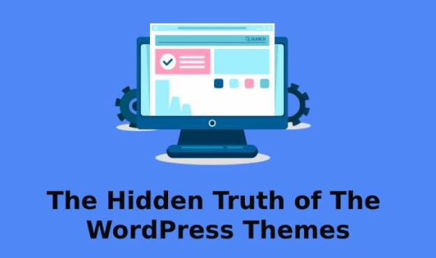 hidden costs of WordPress theme