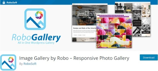 image gallery by robo