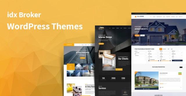 idx broker WordPress themes