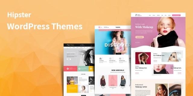 hipster WordPress themes