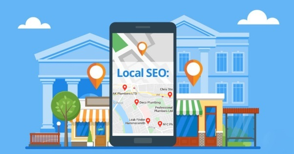 optimise your website for local search