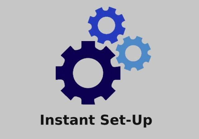 instant setup