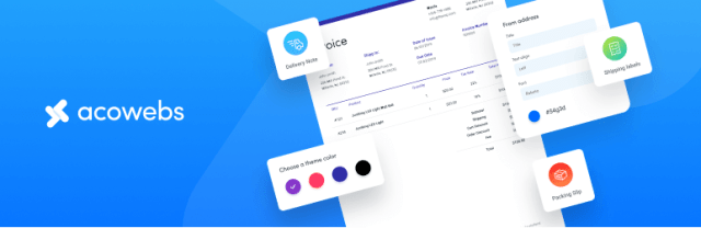 PDF Invoices and Packing Slips for WooCommerce