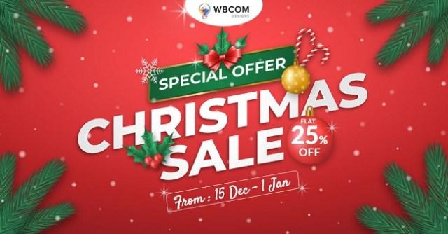 christmas Sale wbcom