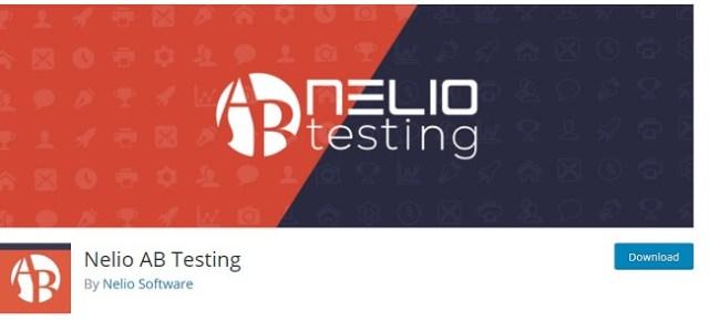 Nelio AB testing plugin