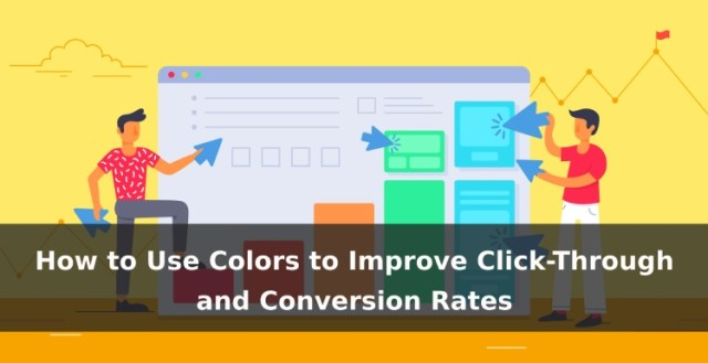 use color to Increase click through rate
