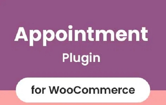 WooCommerce appointment booking