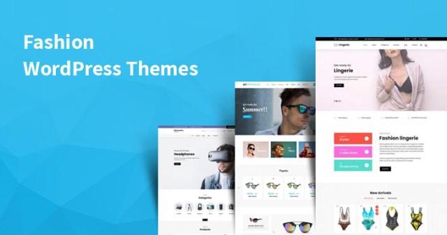 Fashion blogger WordPress Themes