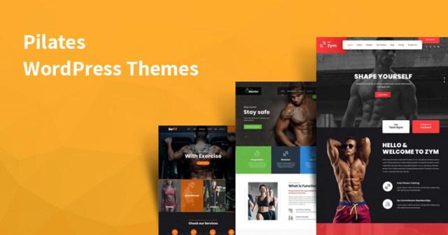 Pilates WordPress Themes