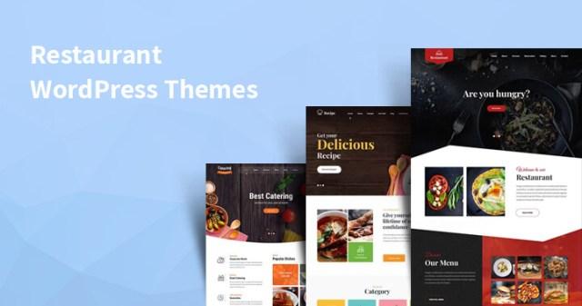 sushi restaurant WordPress themes