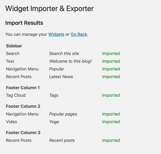 importing users