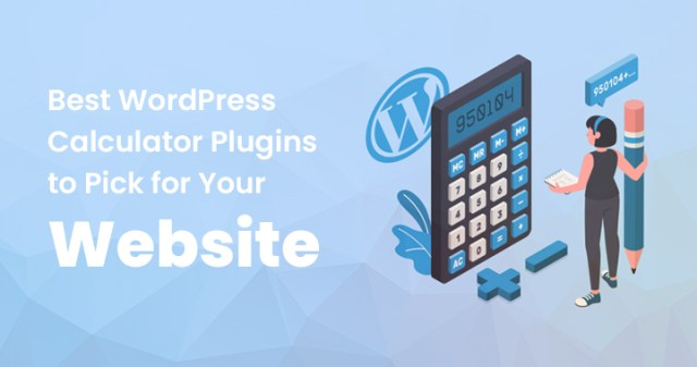 Best WordPress Calculator Plugins