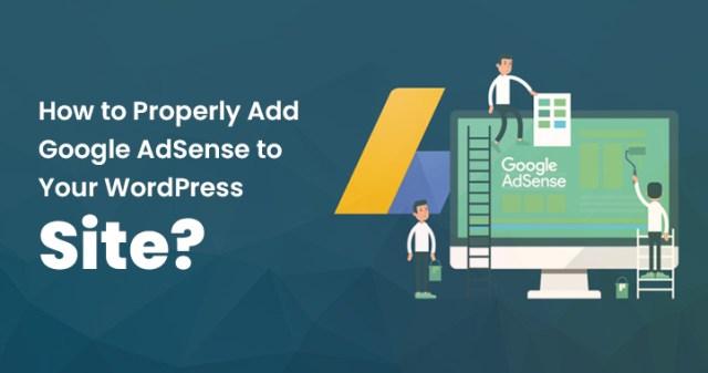 Add Google AdSense