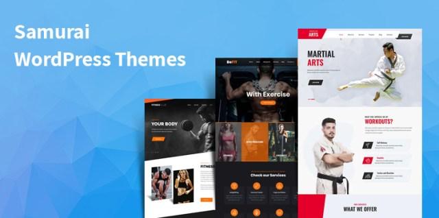 Samurai WordPress Themes