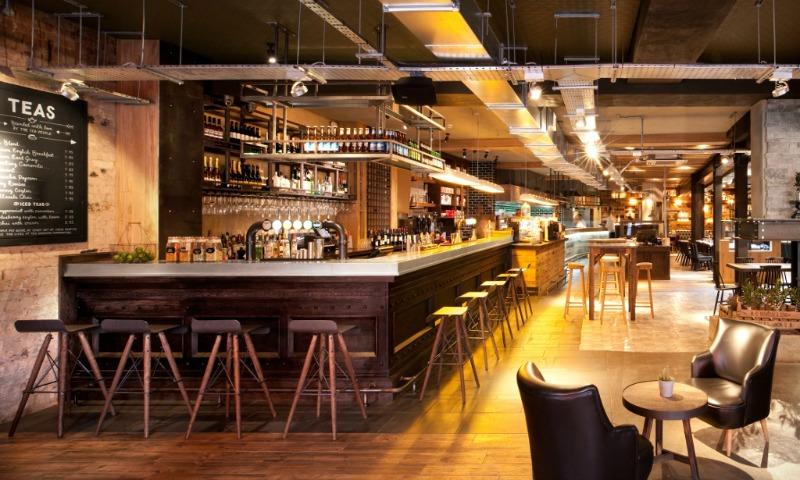 Les Plus Beaux Bars Et Restaurants Du Monde