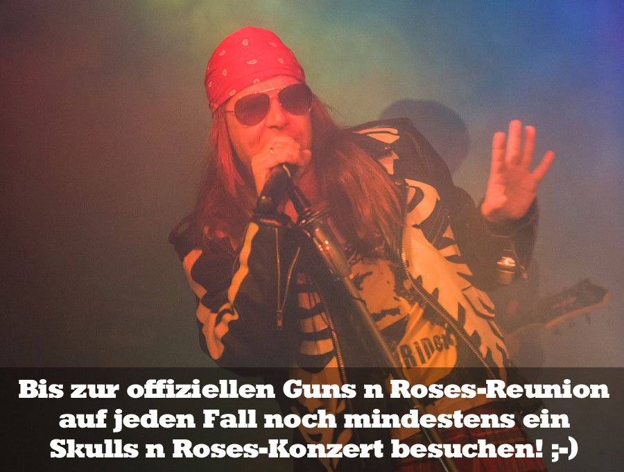Guns n Roses Reunion - Coverband - Tribute-Band