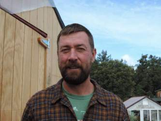 Garberville merchant Rio Anderson has spent almost $400k complying with county and state regulations to make his Lady Sativa Farm legal